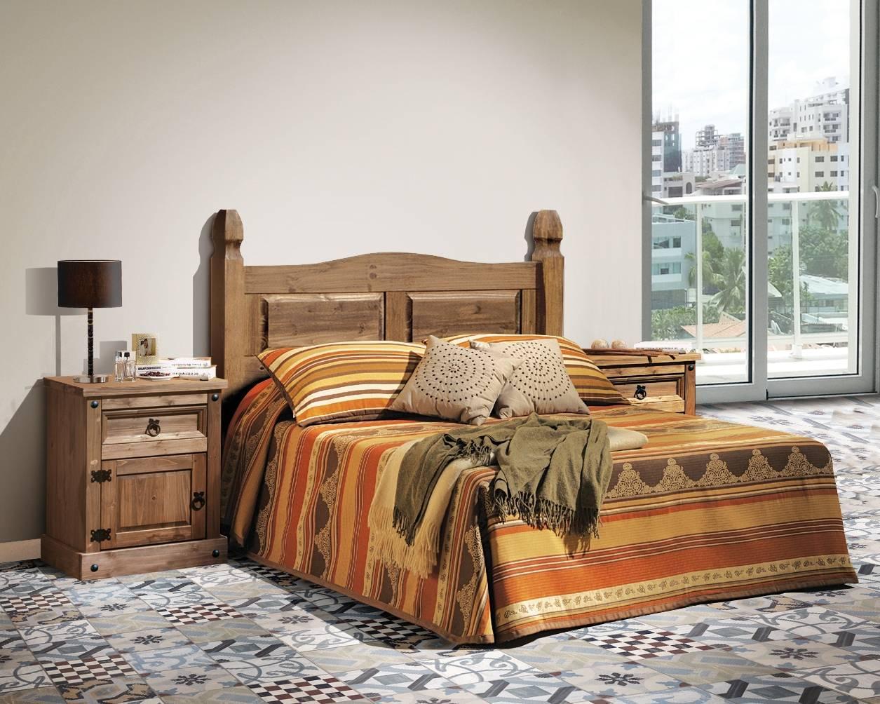 Dormitorios De Matrimonio Estilo Rustico : Dormitorio rústico online « ofertas de muebles online muebles peymar
