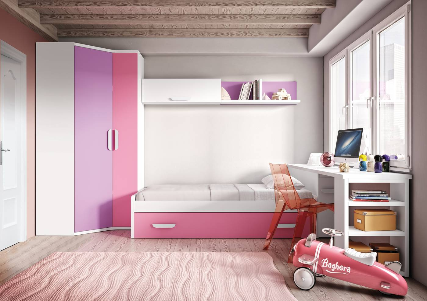 Habitacion Juvenil Xa 18 Dormitorio Juvenil Online Ofertas De
