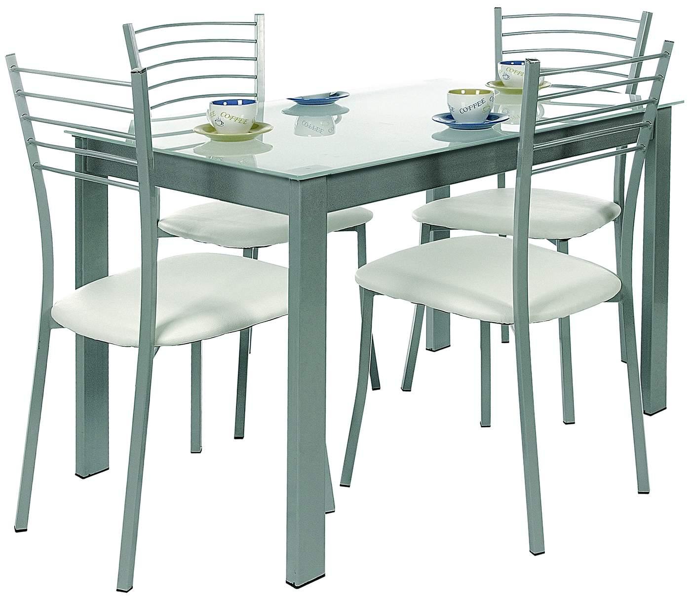 Oferta de Mueble Online » Cocina Online » Mesa Cristal (Ref. V.074 ...
