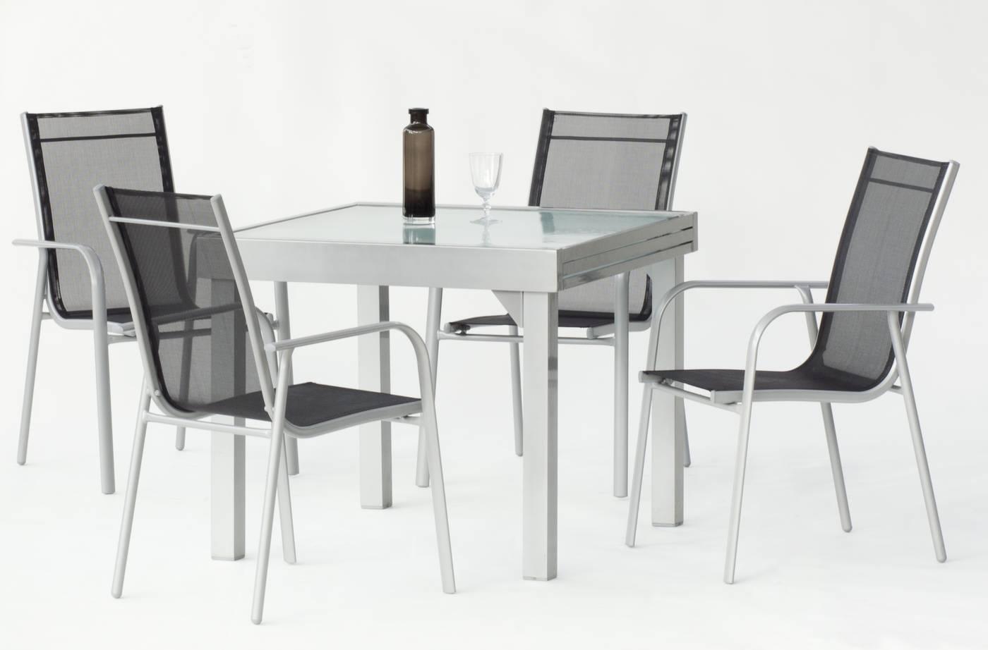 Muebles de terraza y jard n de aluminio online muebles for Muebles exterior online